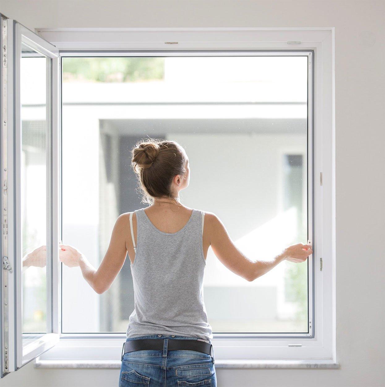 Fliegengitter für Ihr Fenster