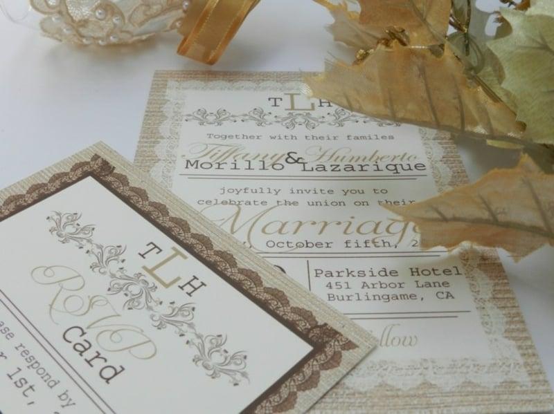 Einladungskarten Ideen