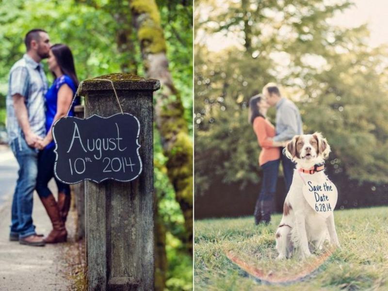 Brautpaar coole Fotos