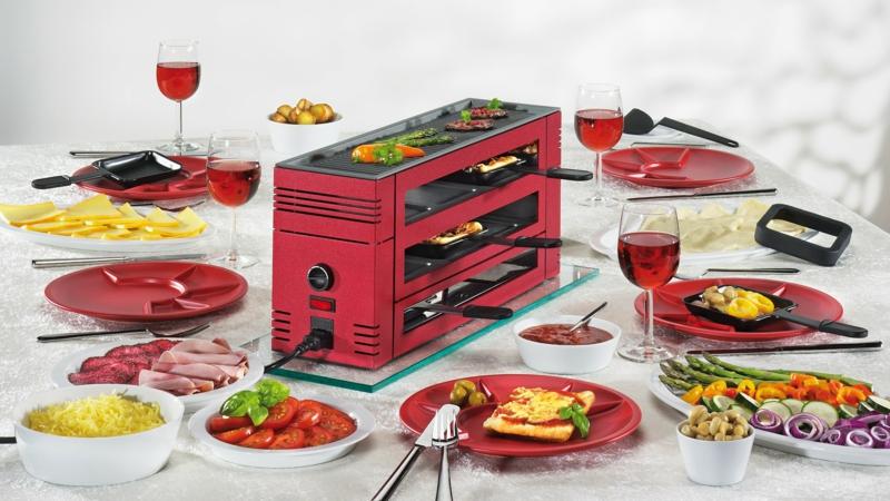 Mini Ofen für Raclette