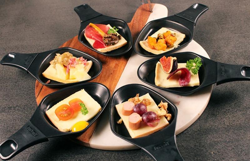 Raclette servieren Ideen und Anregungen