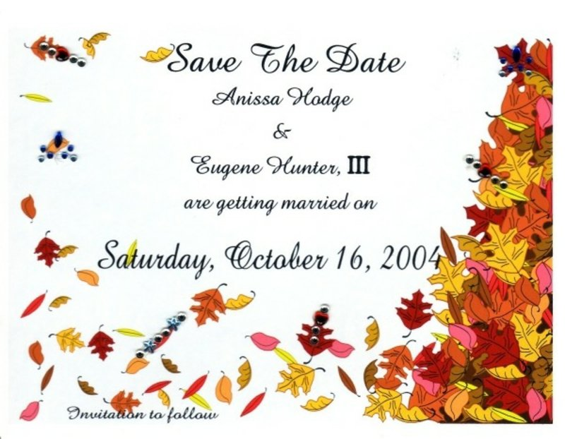 originelle Save the Date Karten