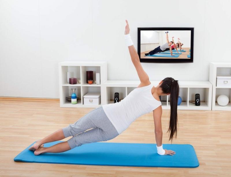 Fett abnehmen Muskeln aufbauen Übungen