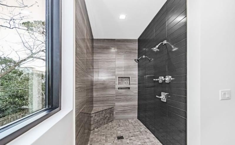Duschbereich putzen Hausmittel