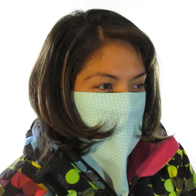 Bandana Maske selber machen