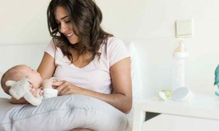 Stillkissen für Baby DIY