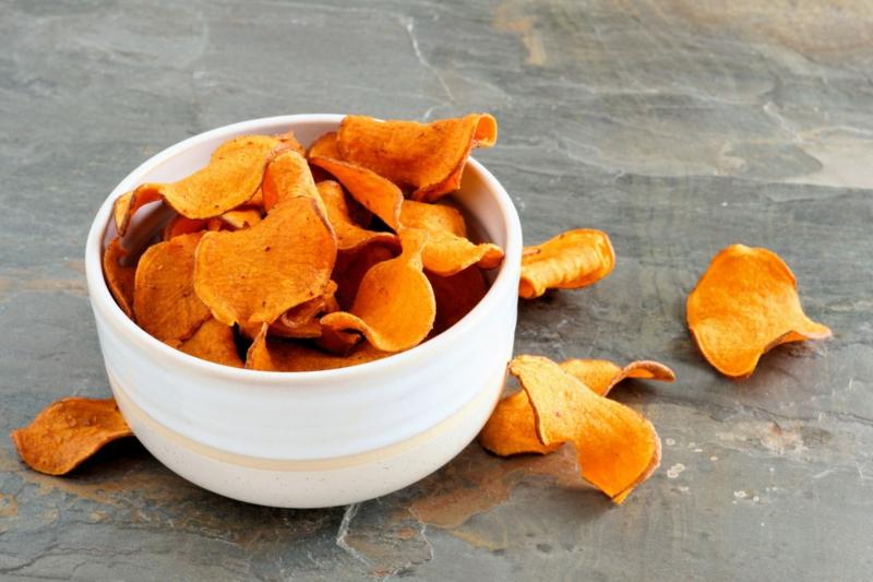 Chips selber machen wie geht es