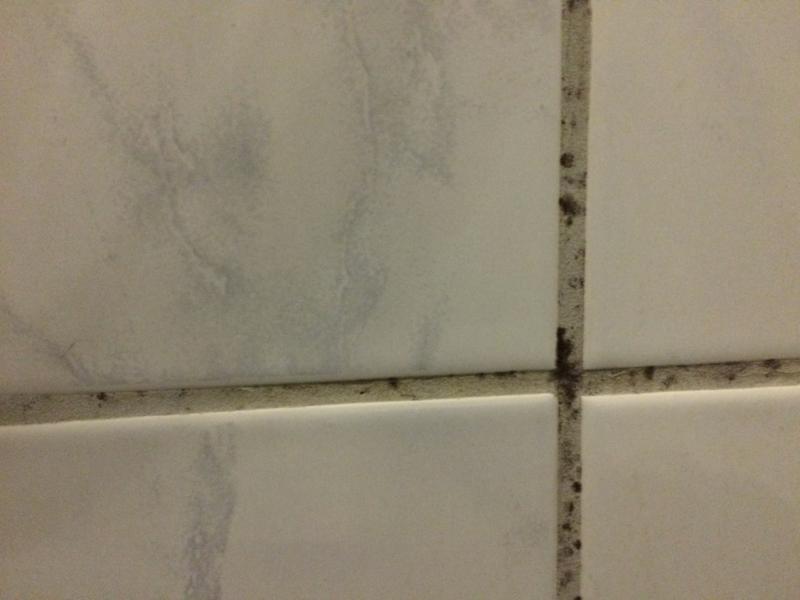 Fugen reinigen Badezimmer