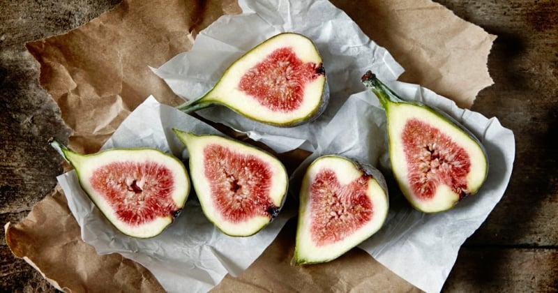 Feigenbaum Früchte lecker