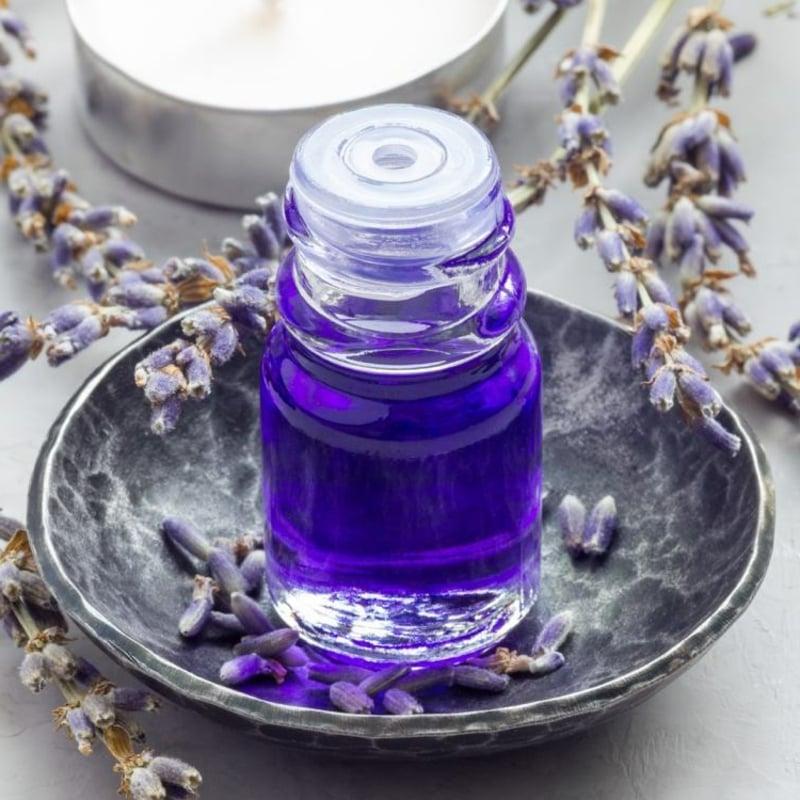 Lavendelöl Aromatherapie gegen Stress