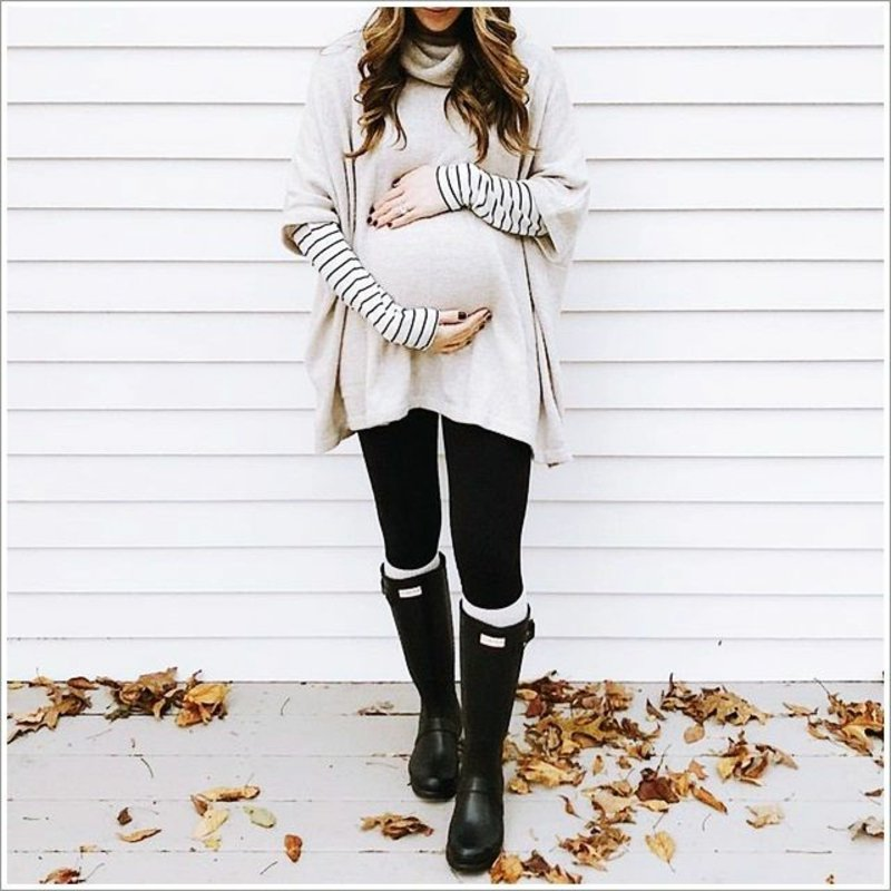 Outfits modern Herbst Winter