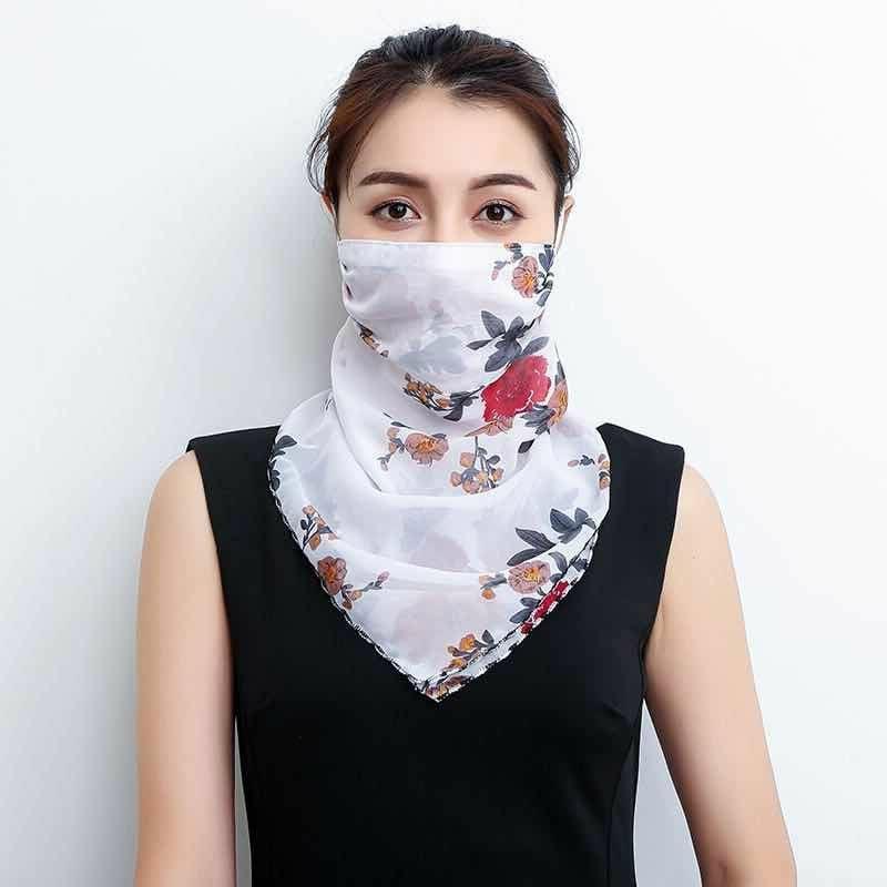 Gesichtsmaske für den Winter