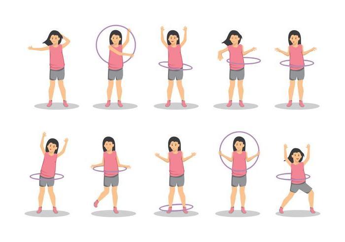Tolle Übungen mit Slim Hoop