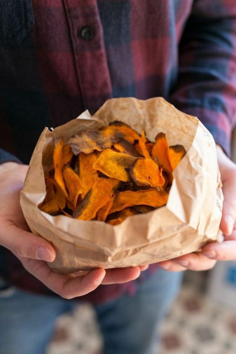Chips selber machen Ideen und Rezepte
