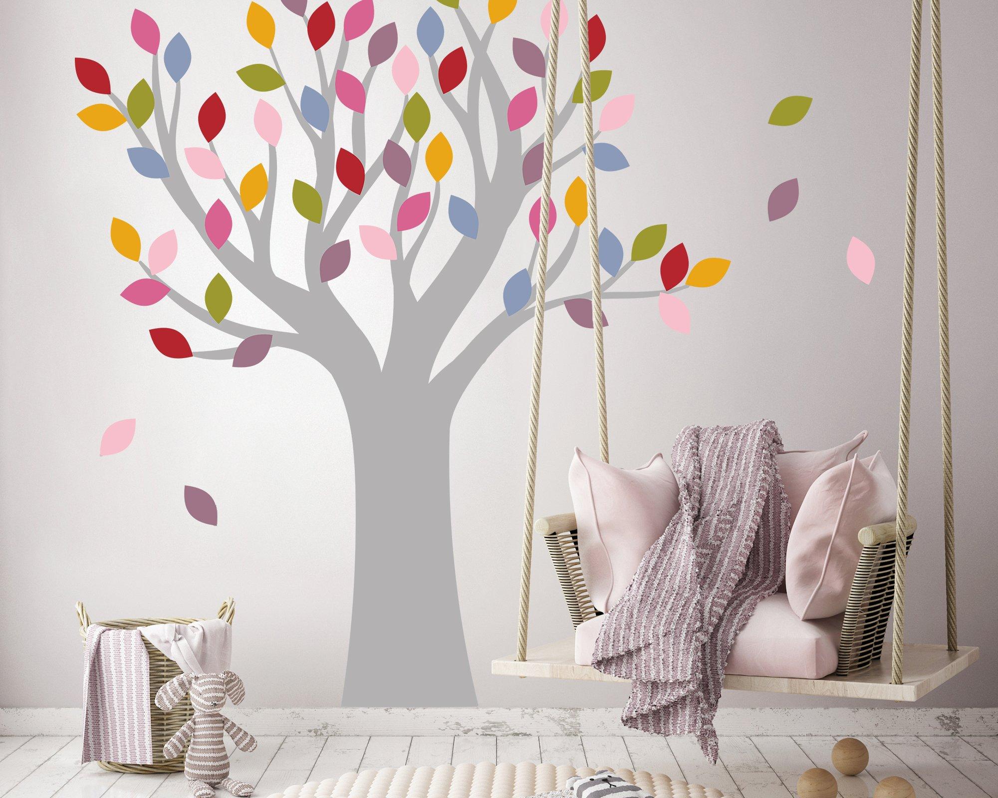 Wandtattoos, damit Sie das Kinderzimmer verzaubern können