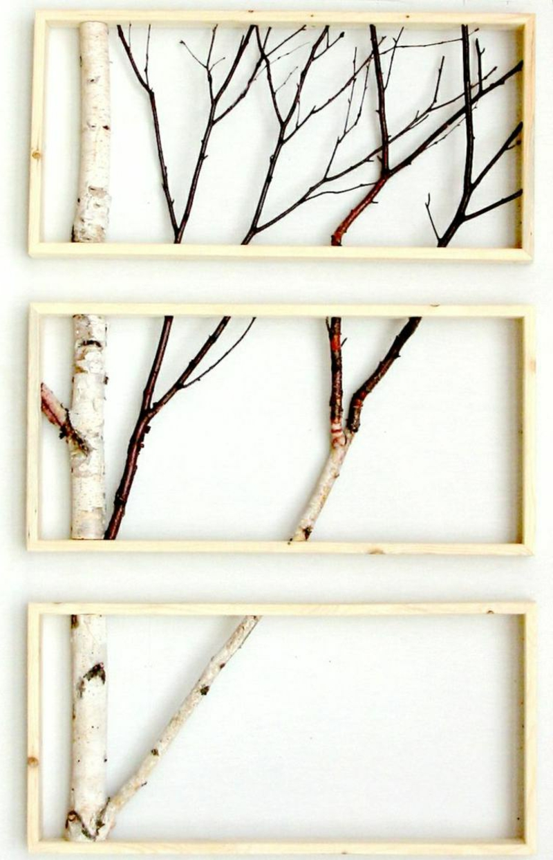 Bild Birke dekorativ