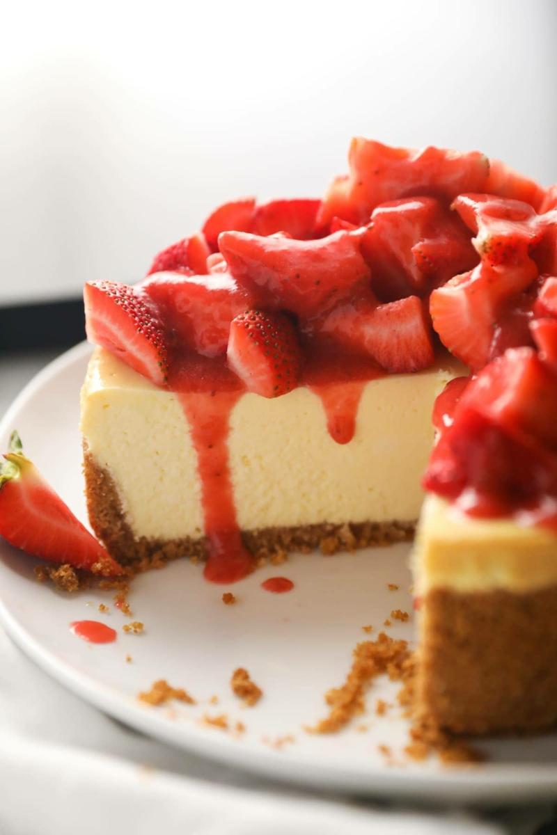 Cheesecake ohne Backen Rezepte