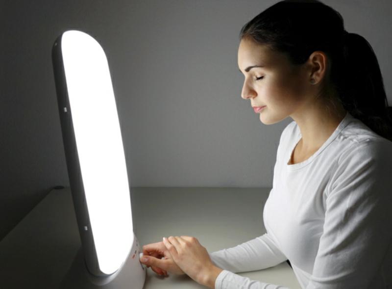 Lichttherapie richtige Dauer