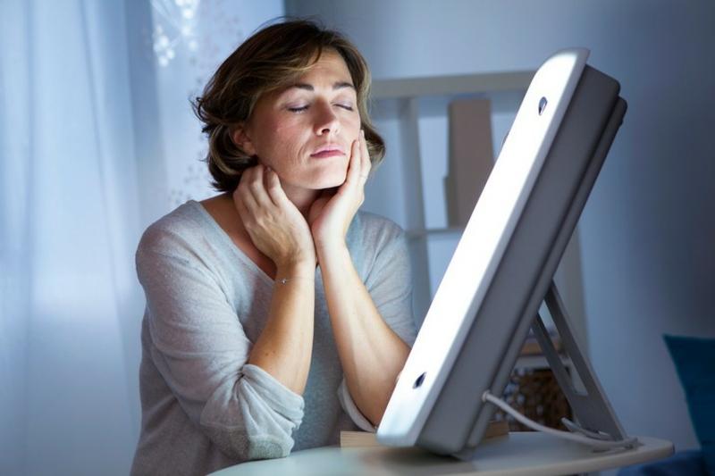 Tageslichtlampen helfen auch bei Demenz