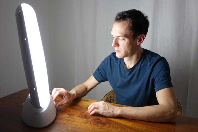 Tageslichtlampe richtig nutzen