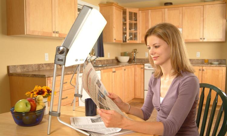 Tagenslichtlampe nutzen kalte Jahreszeit