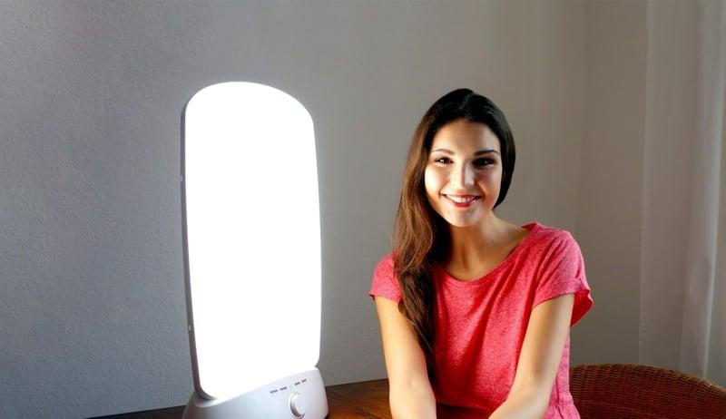 Lichttherapie-Lampe kaufen Tipps