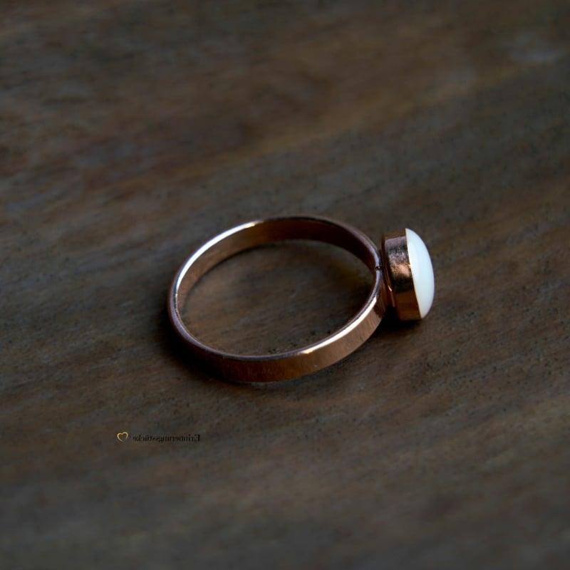 eleganter Ring