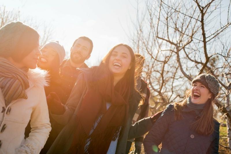 Tipps bei Depression mit Freunden ausgehen