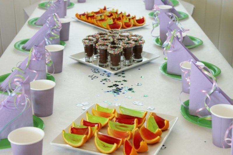 Kindergeburtstag Party organisieren