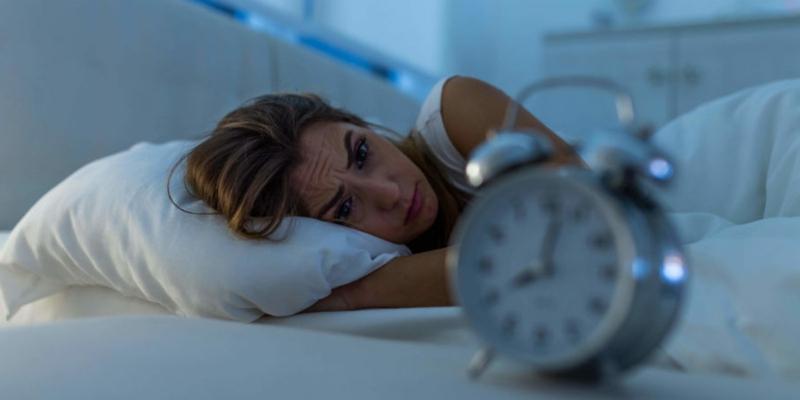 Raumduft alsEinschlafhilfe Schlaflosigkeit