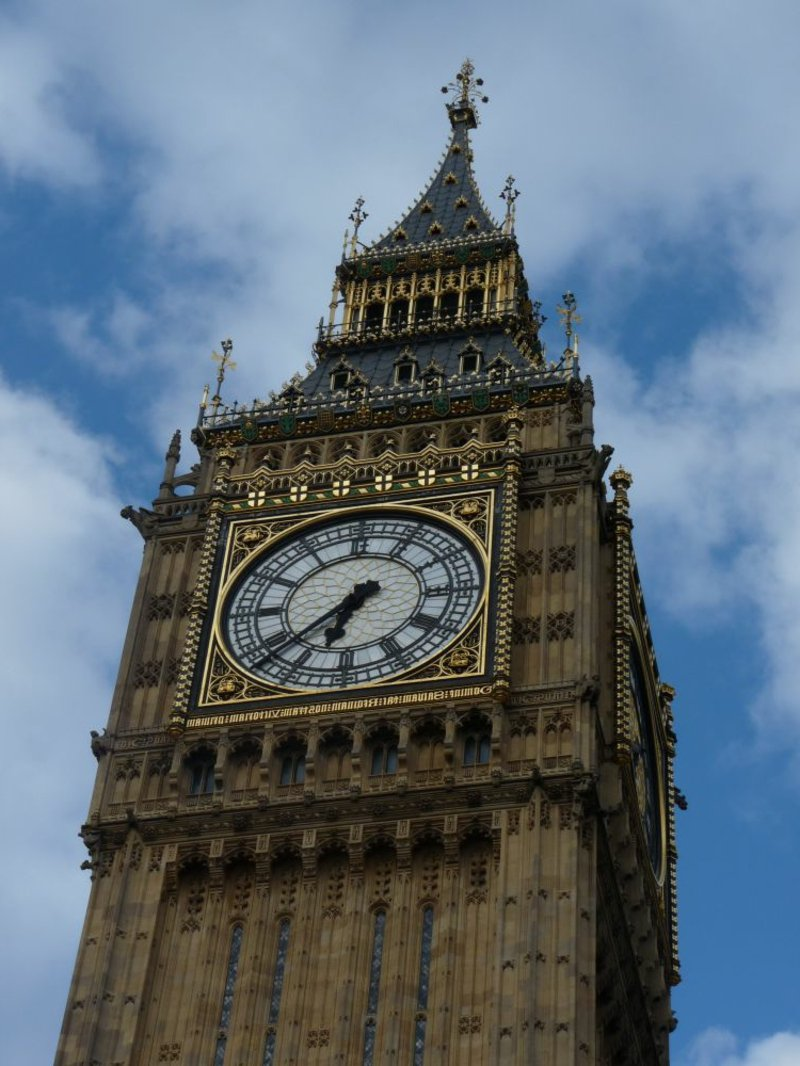 Sehenswürdigkeiten England Big Ben