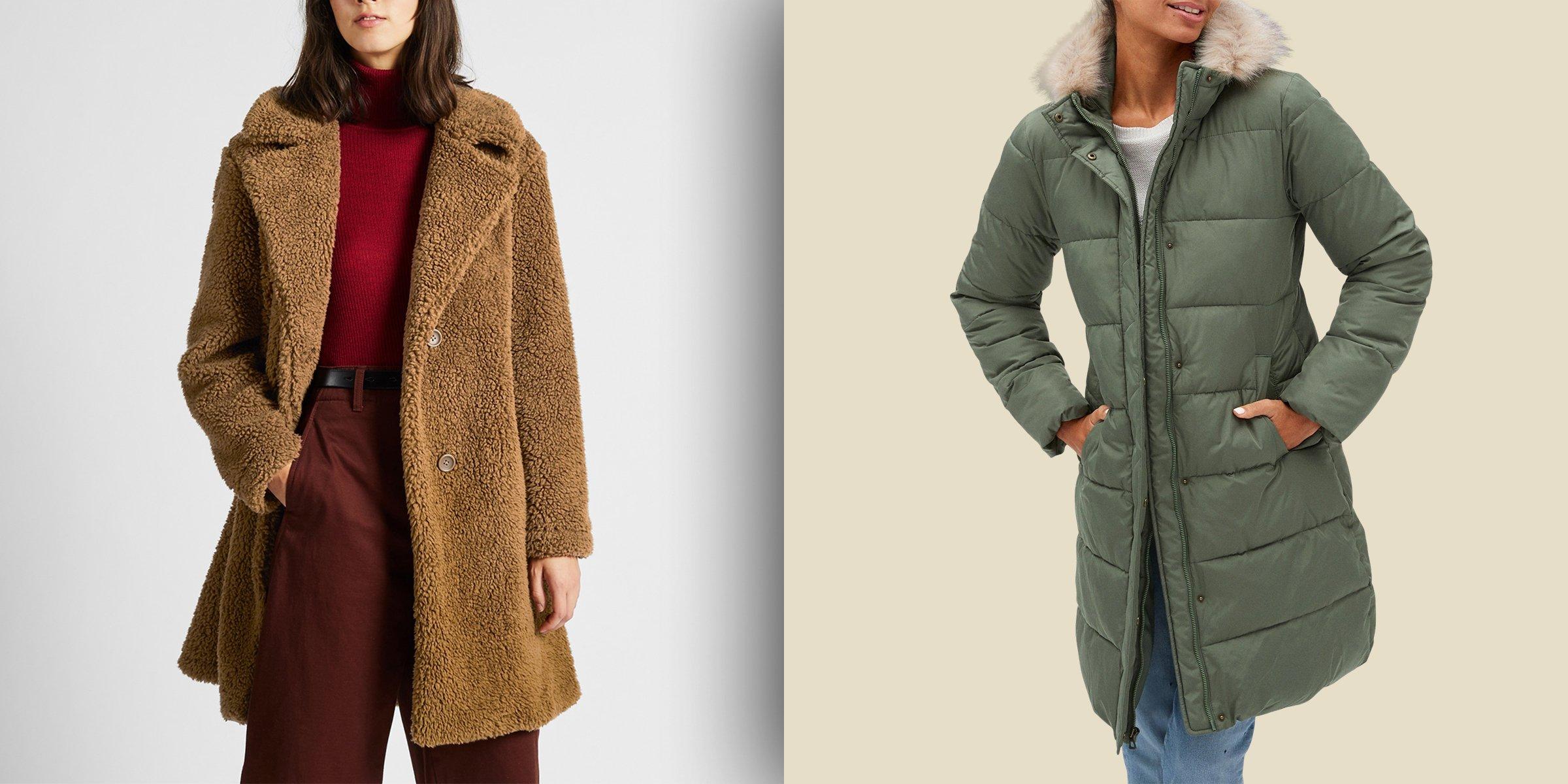 Damen Mantel kaufen welcher Wintermantel eignet sich perfekt für Siе?