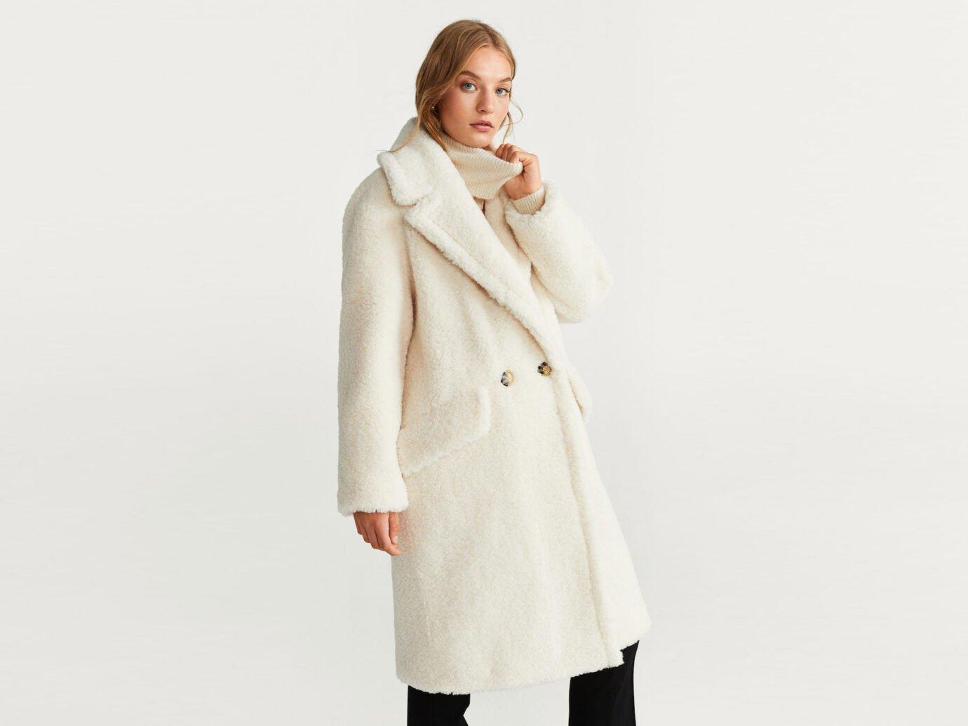 Damen Mantel kaufen - Der Winter Outfit geht auch stylisch!