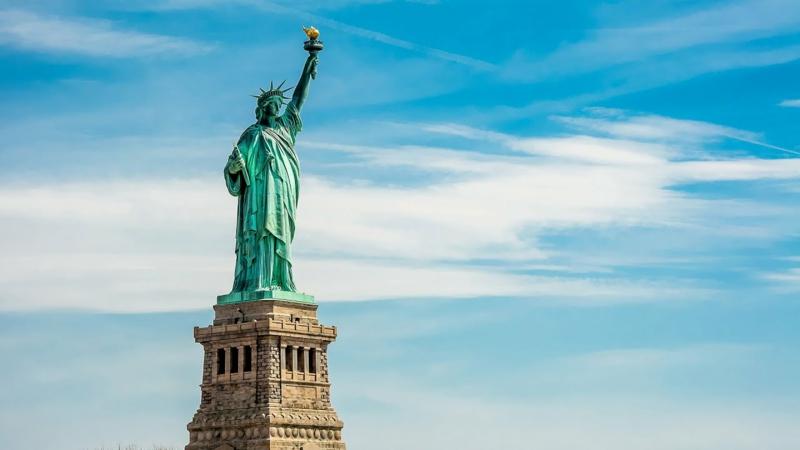 virtuelle Reise die Freiheitsstatue online sehen