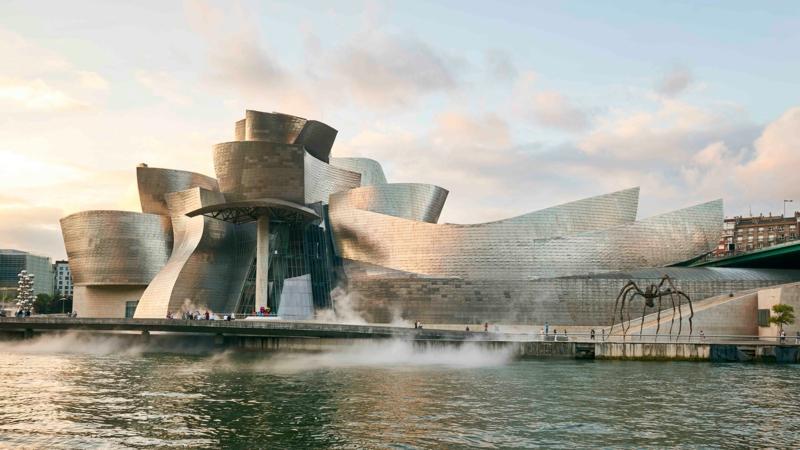 virtuelle Reise Guggenheim Museum