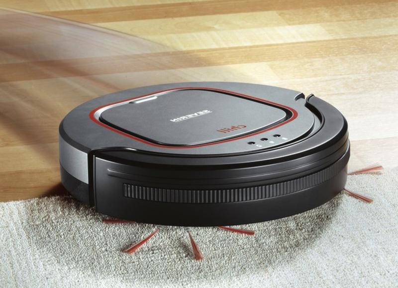 Staubsauger automatische Teppiche und Parkettboden