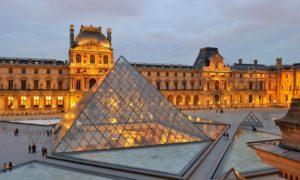 eine virtuelle Reise machen Frankreich