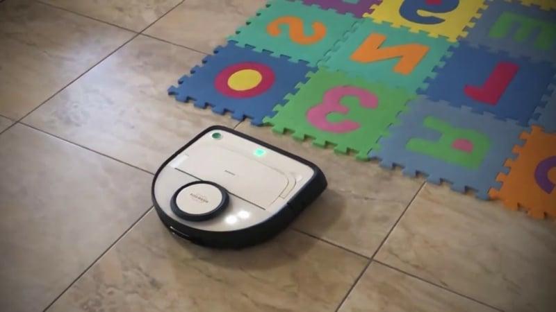 Staubsauger Roboter verwenden- ganz leicht