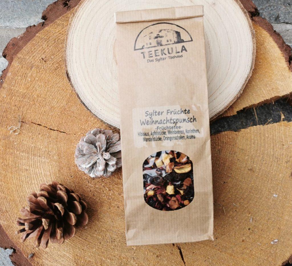 Teekula: Sylter Früchte Weihnachtspunsch