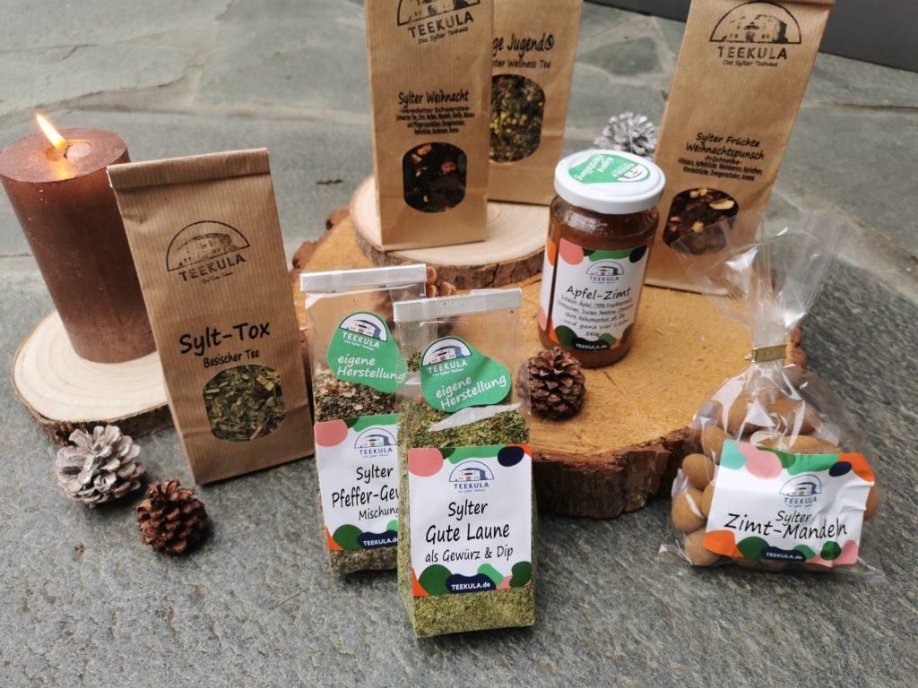 Teekula - Sylter Teehauskultur einfach zuhause genießen
