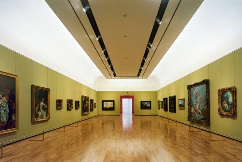 online reisen Tokio Fuji Art Museum