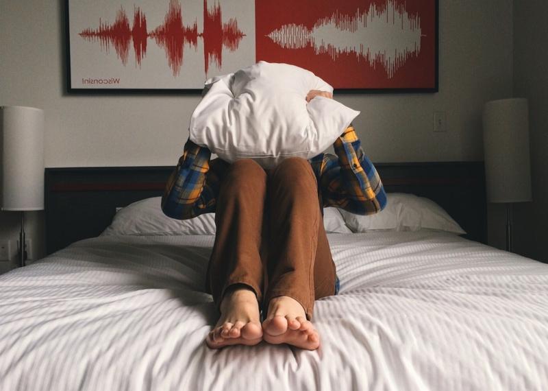 Schlafstürungen ernsthaftes Problem