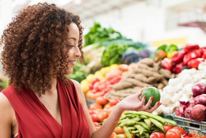 ausgewogene Ernährung für geringere Fettproduktion