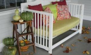 Babybett umgestalten Ideen und Anregungen