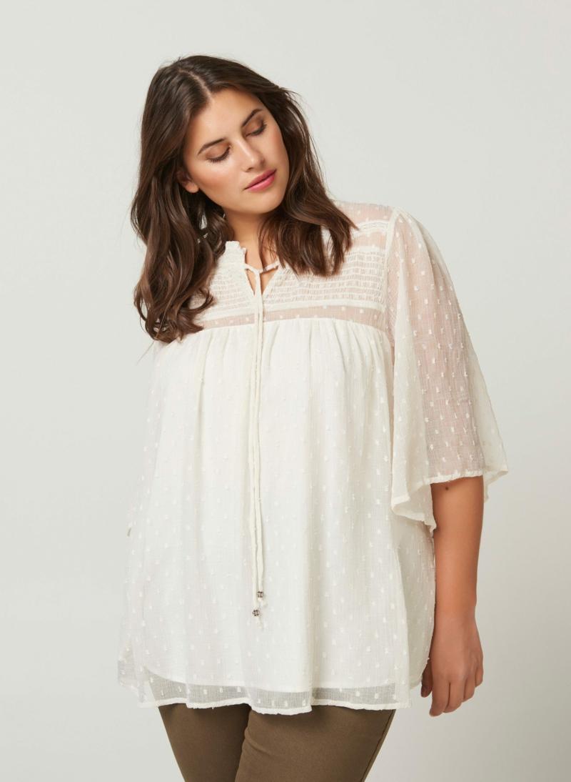 Basic Kleidung Bluse