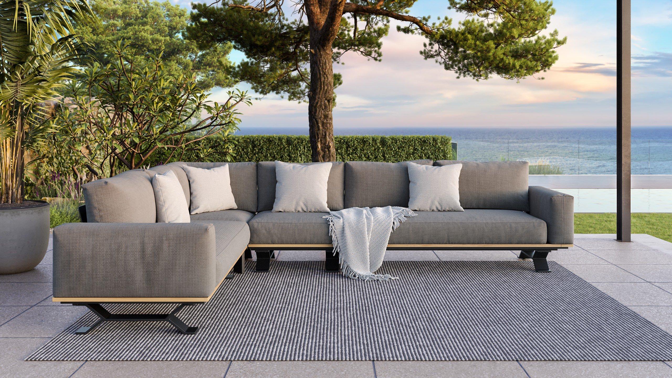 Loungemöbel für Komfort im Outdoor Bereich
