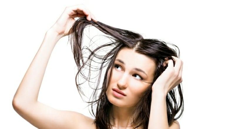 fettige Haare Pflegetipps