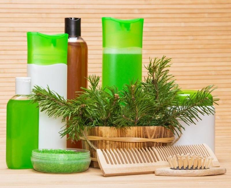 natürliche Kosmetik Haarpflege