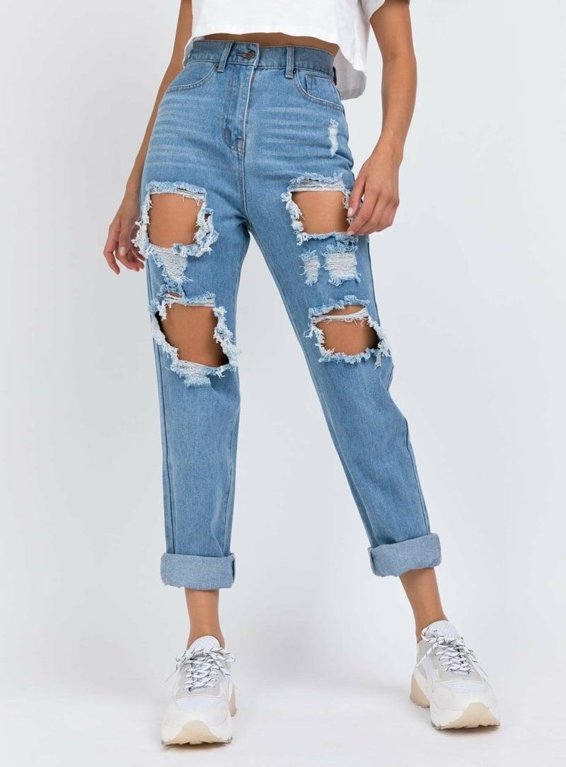 Basic Kleidung für Damen Jeans