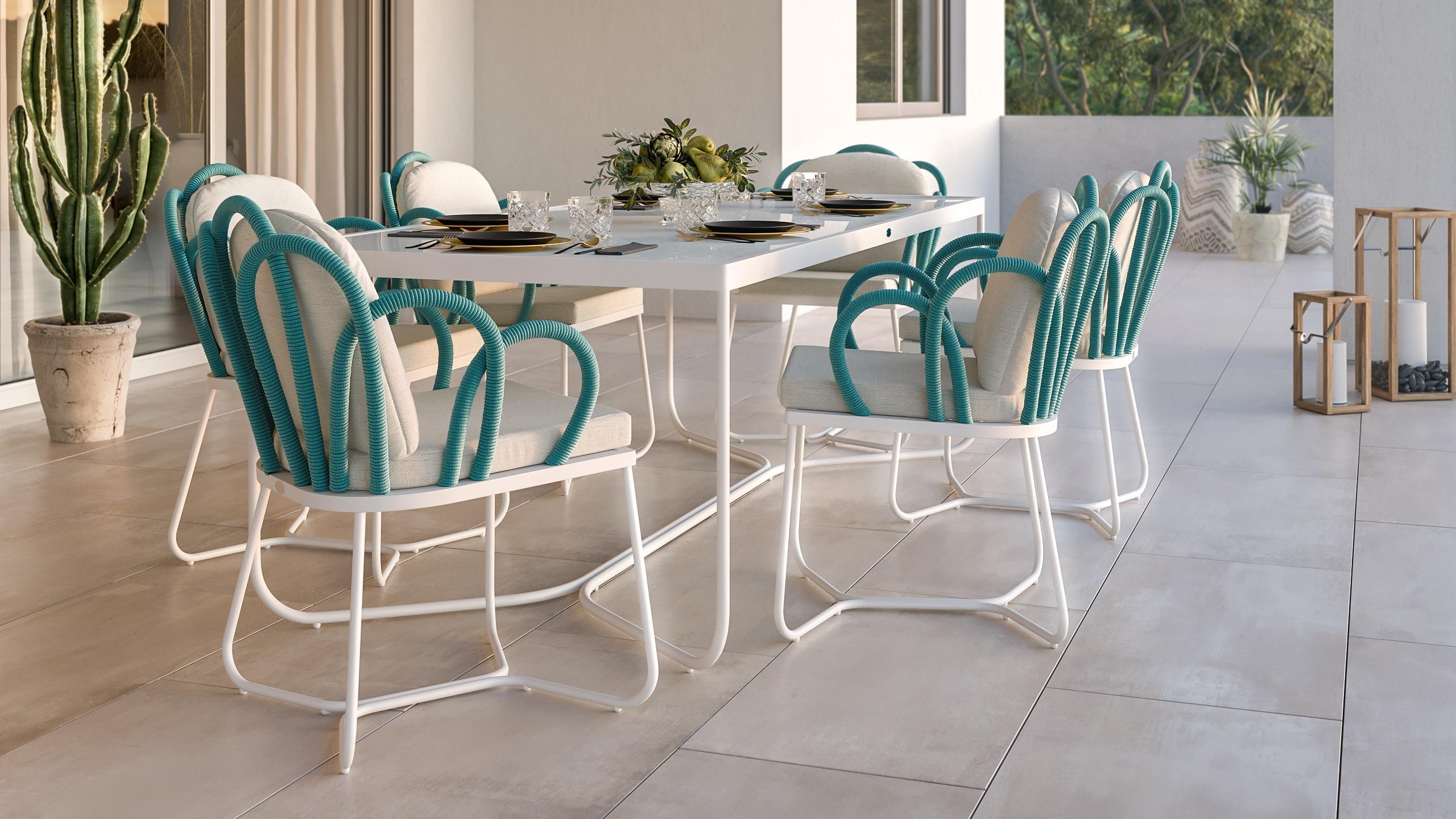 Loungemöbel - Essgruppen für Ihr Garten Lounge